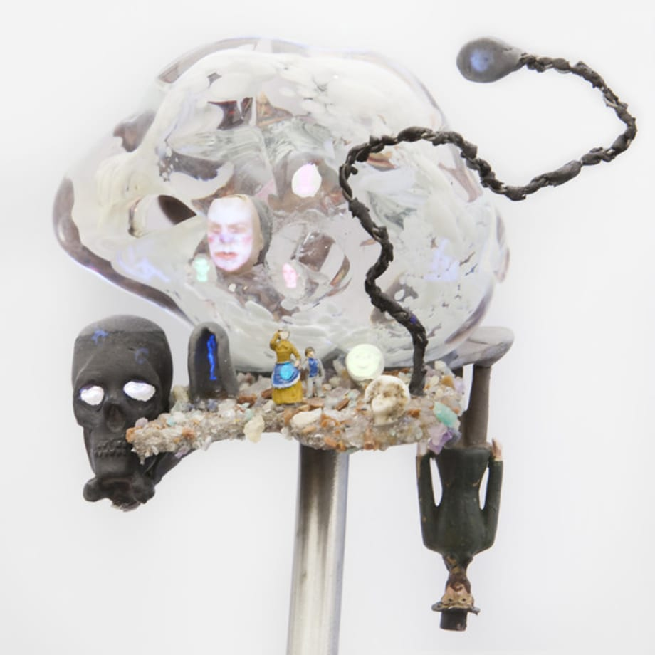 Breach (super cooled) by Tony Oursler