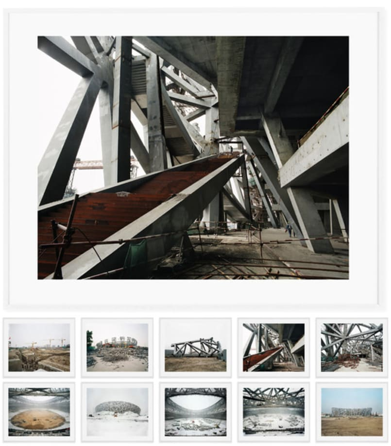 National Stadium by Ai Weiwei
