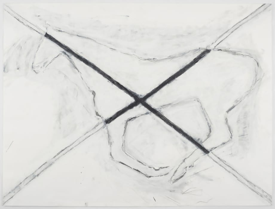 Untitled (Drawing #45) by Susan Rothenberg