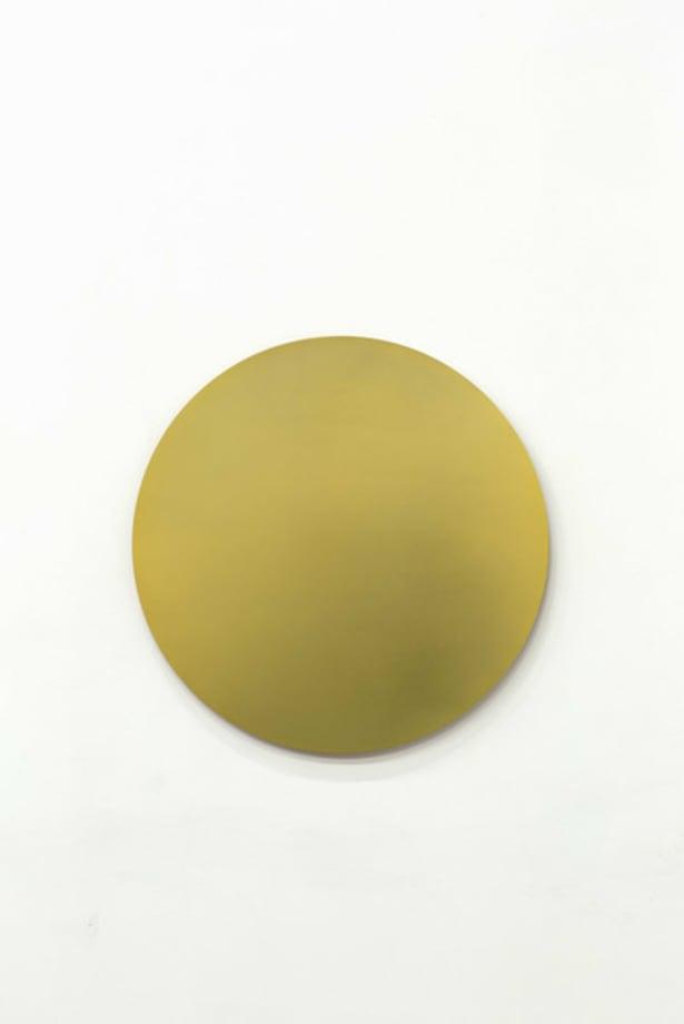 Golden Circle by Ann Veronica Janssens