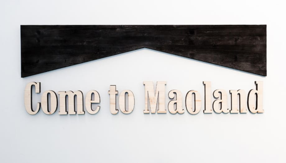 Come to Maoland by Nic Hess