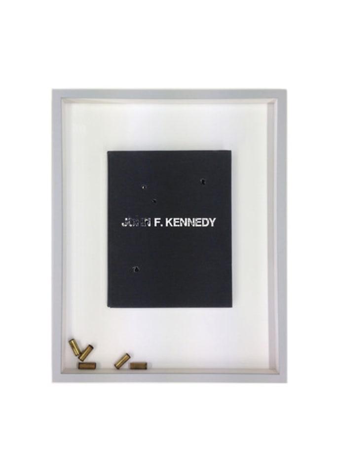 JFK by Peter Wüthrich