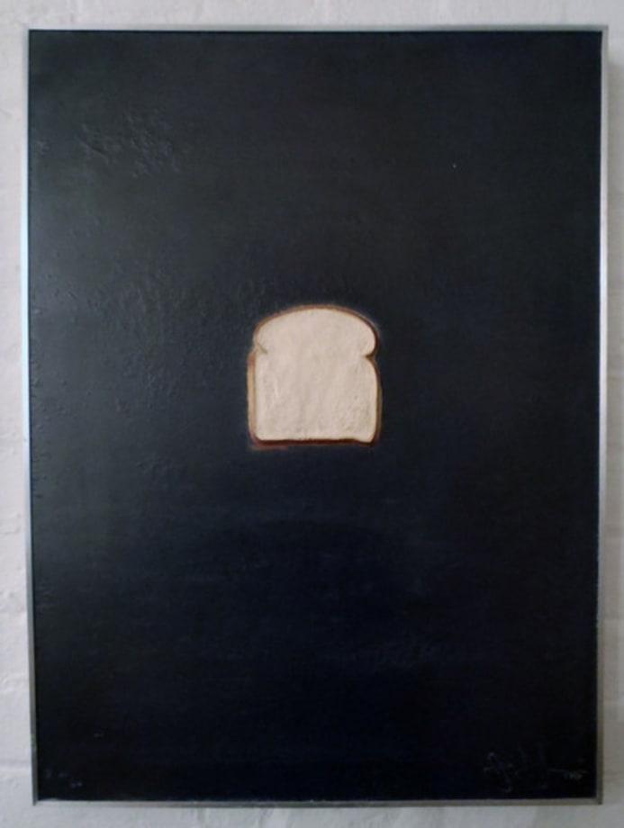 Bread by Jasper Johns