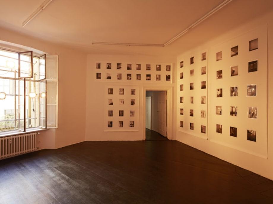 Grids II (Berlin, London, Zurich) by Calla Henkel & Max Pitegoff