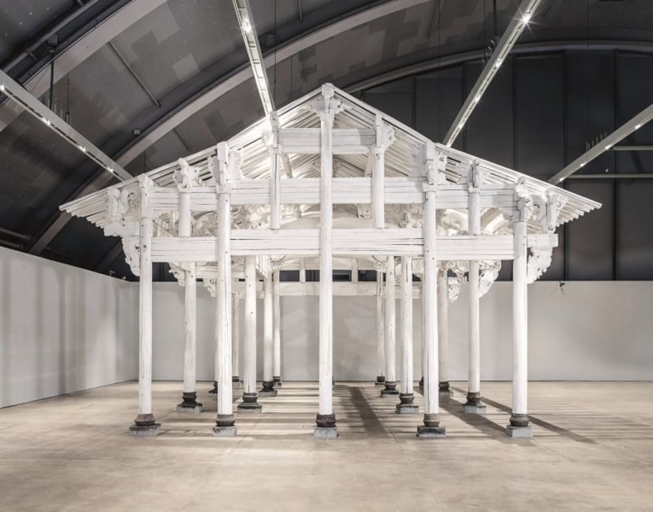 White House by Ai Weiwei