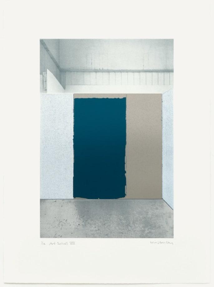 Art School VII by Paul Winstanley