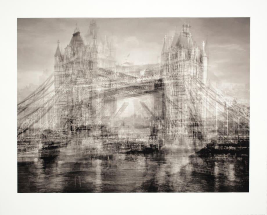 Tower Bridge, London by Idris Khan
