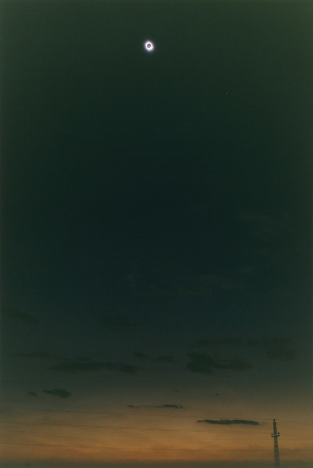 """""""Total Eclipse of the Sun"""" by Wolfgang Tillmans"""