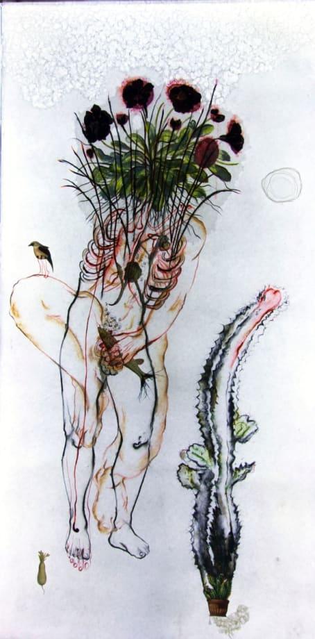 Untitled by Mithu Sen