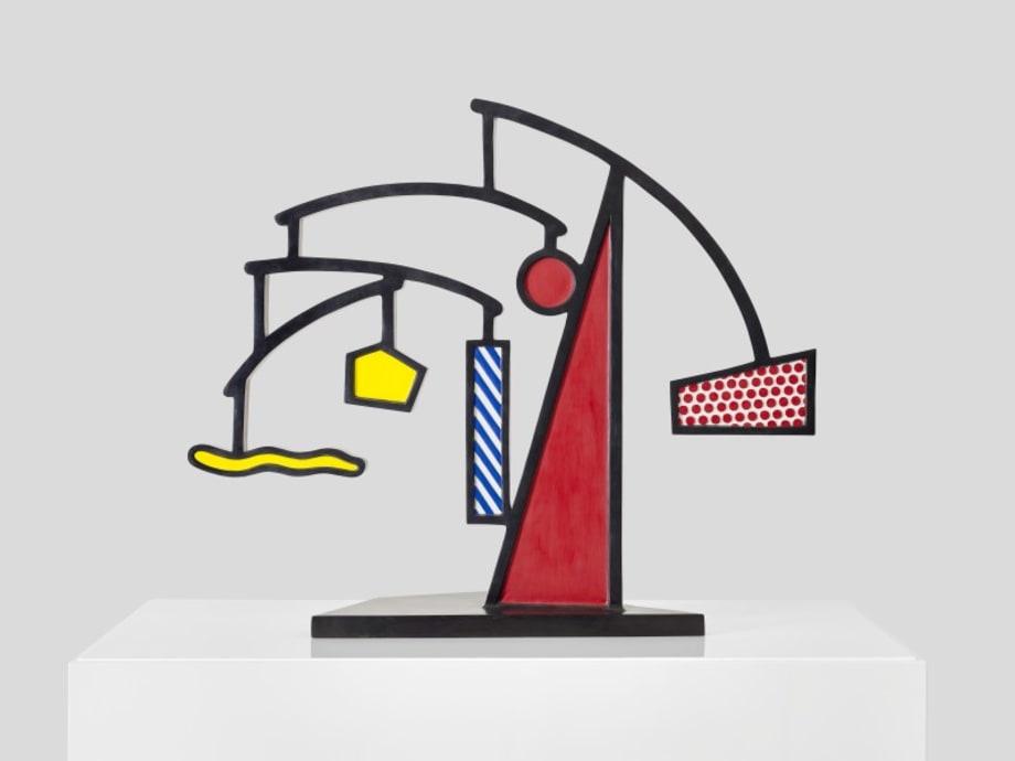 Mobile I by Roy Lichtenstein
