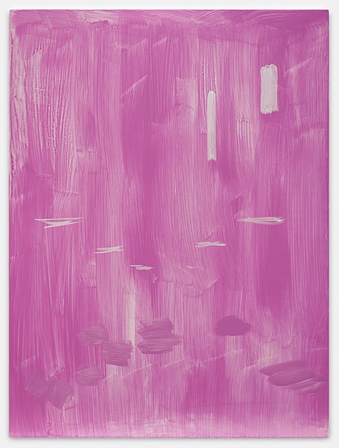 Untitled (MK.6097) by Michael Krebber