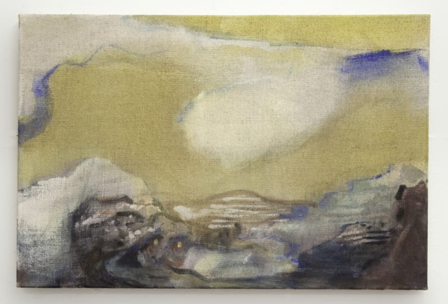 Cloud by Leiko Ikemura