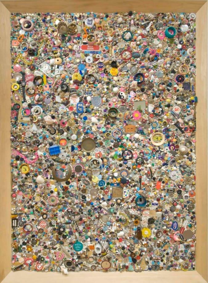 Memory Ware Flat #10 by Mike Kelley