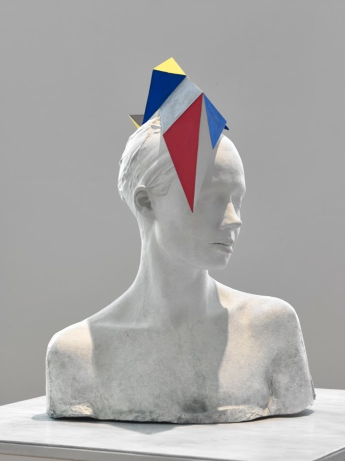Untitled (Progressionist) by Charles Avery