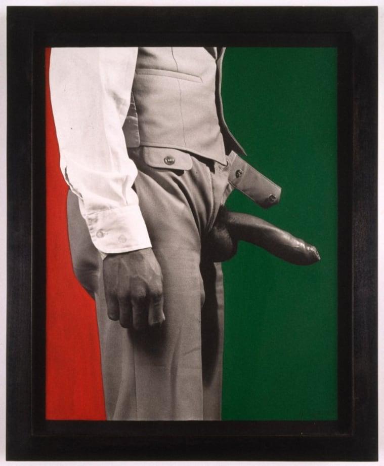 Untitled (Milton Moore) by Robert Mapplethorpe