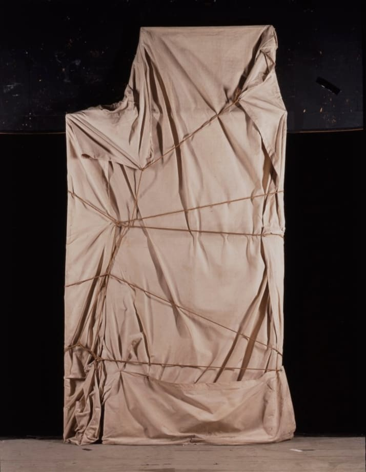 Wrapped Paintings by Javacheff Christo