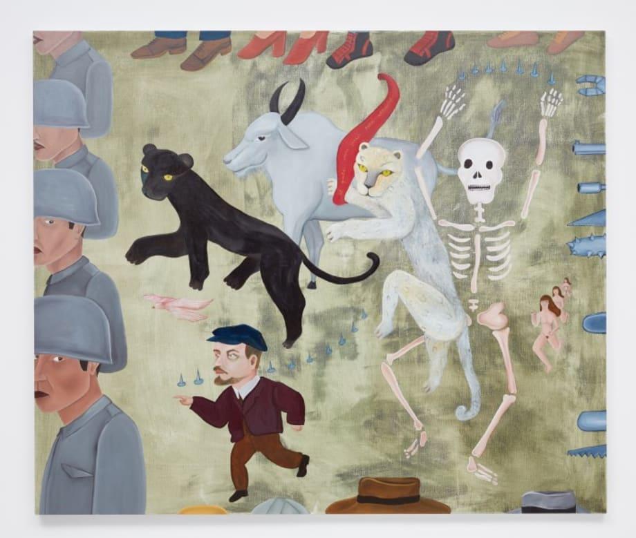 El Paro / The Strike by Cecilia Vicuña