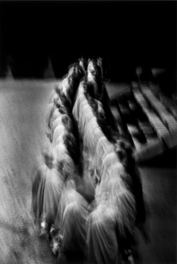 Untitled #883 (Tear Drop Monks, Monk Series) by Petah Coyne