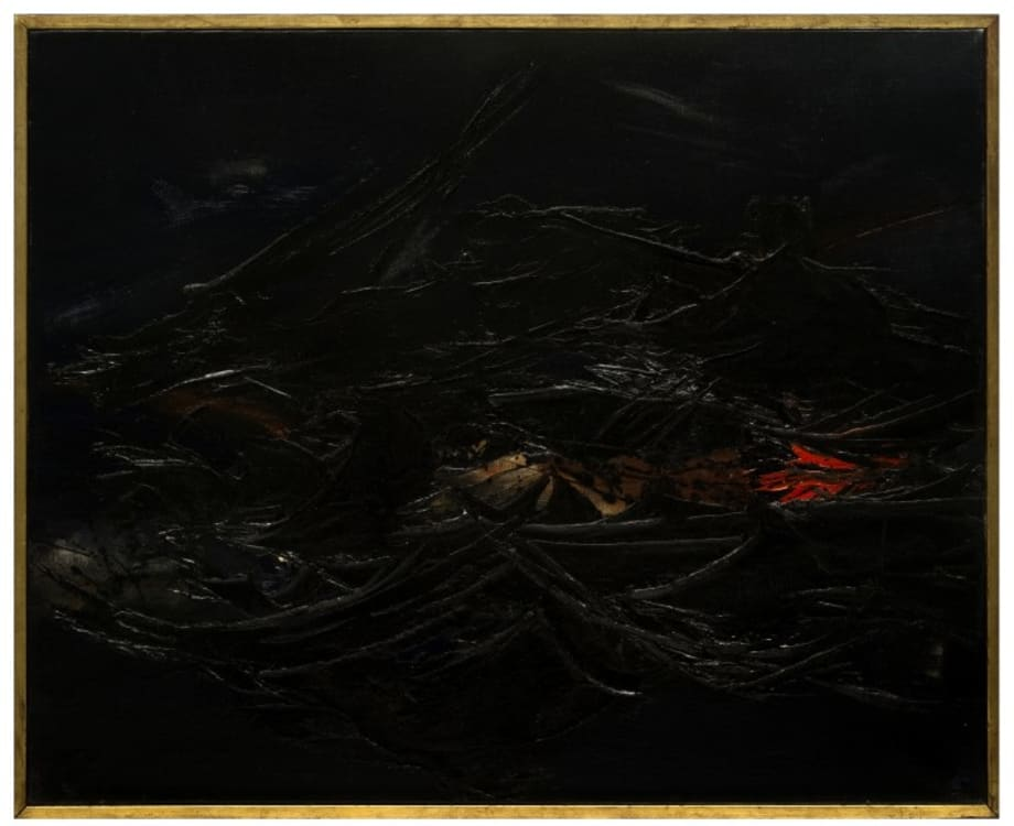 Painting Nº 73 by Kasuya Sakai