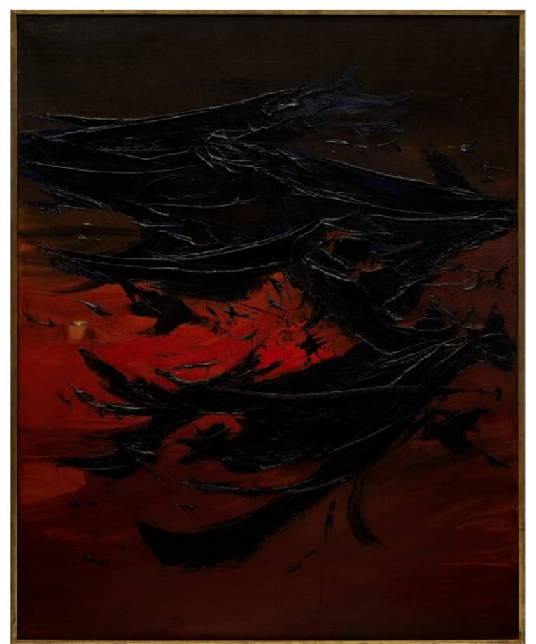 Painting Nº 63 by Kasuya Sakai