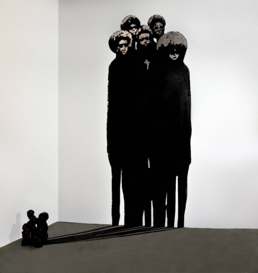 Witness by Sanford Biggers