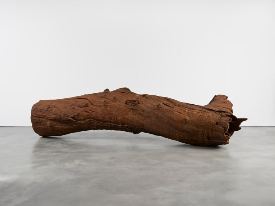 Iron Tree Trunk by Ai Weiwei