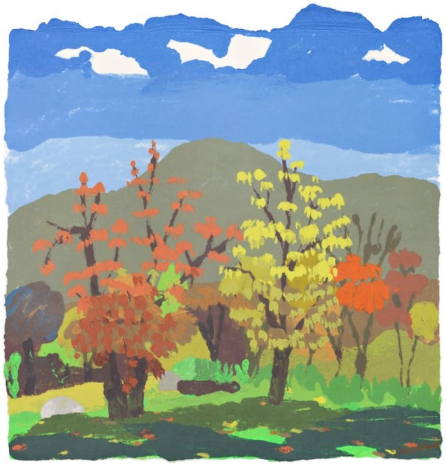 Strong Autumn by Daniel Heidkamp