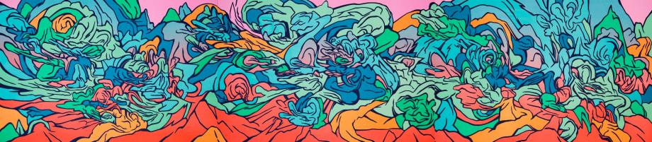 After Genji by Emilio Perez