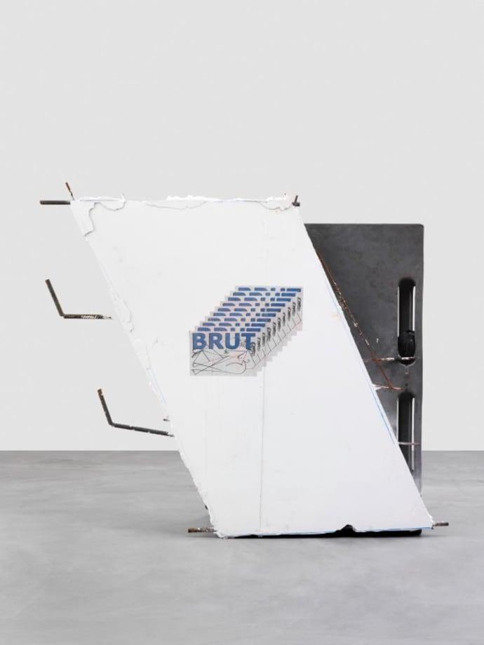 Rhombus Screen (BRUT) by Matias Faldbakken