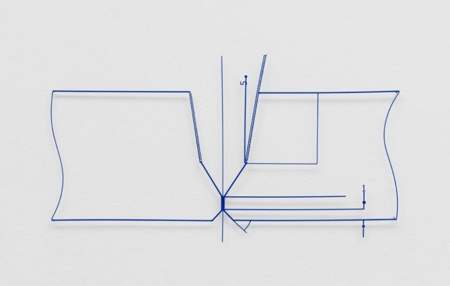 shape hypothesis test 5.1' by Marlena Kudlicka