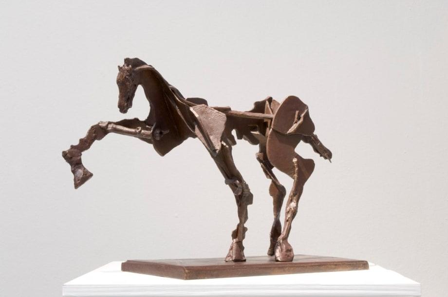 Untitled IV (Horse with Raised Leg) by William Kentridge
