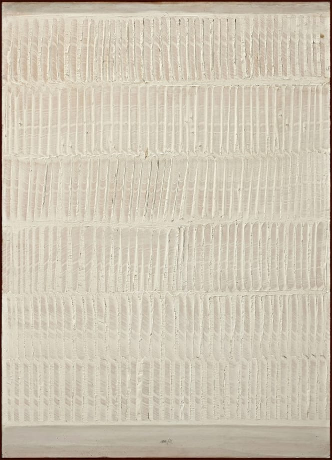 Weisse Vibration by Heinz Mack