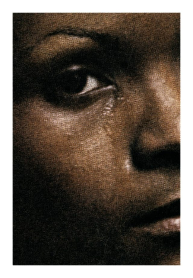 Woman Crying #14 by Anne Collier