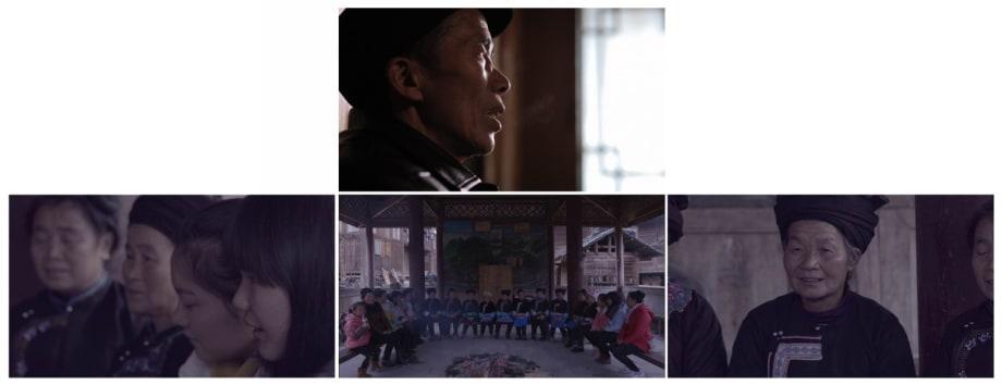 Singing by Chen Qiulin