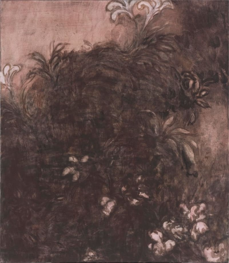 Lily in Wind by Yabin Wang