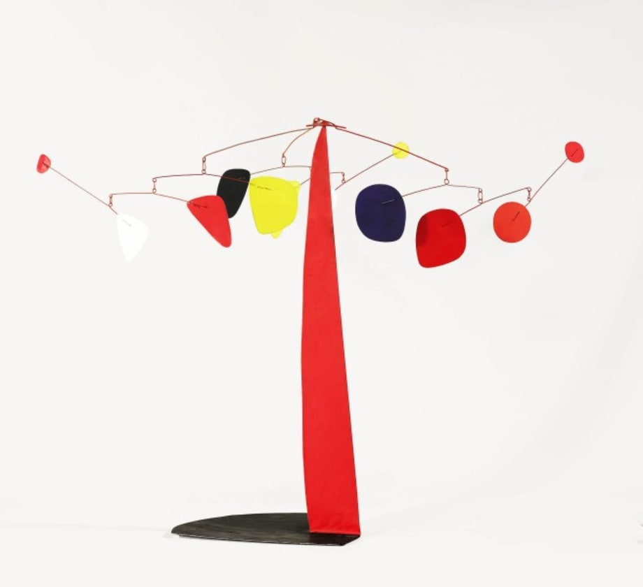 Three Tentacles by Alexander Calder