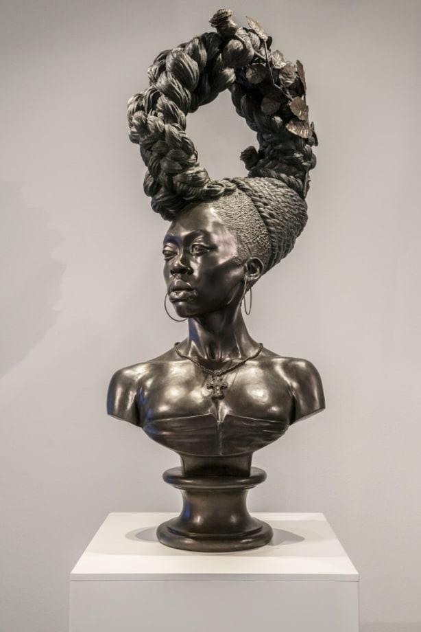 Akilah Walker by Kehinde Wiley