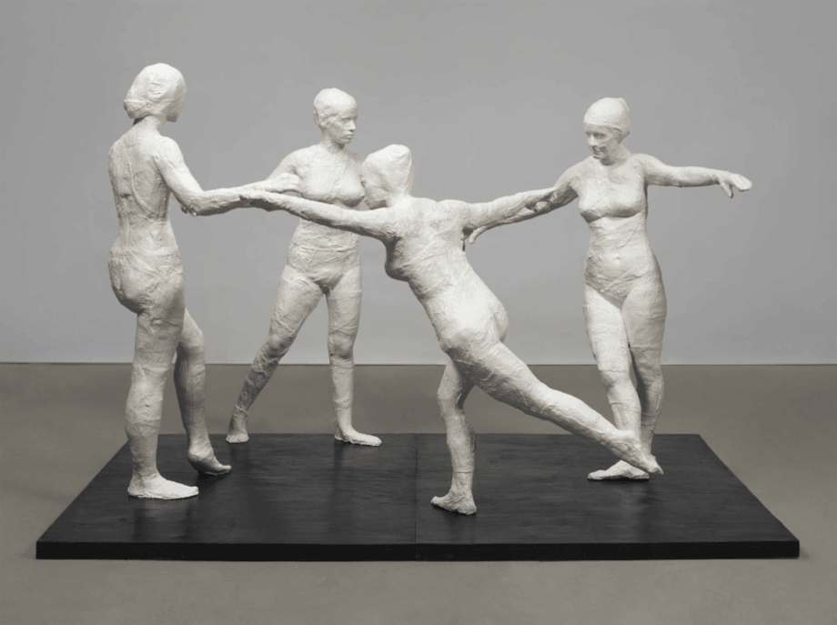 The Dancers by George Segal