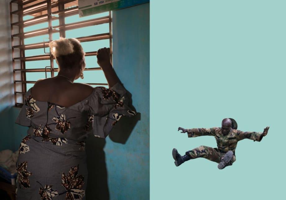 UNKNOWN SOLDIER (f) Series: FUNMILAYO Episode I by Cristina De Middel