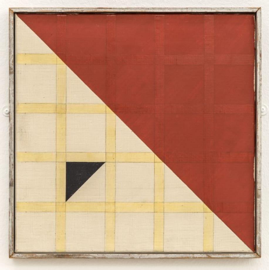 Komposition Nr. 75 by Friedrich Vordemberge-Gildewart