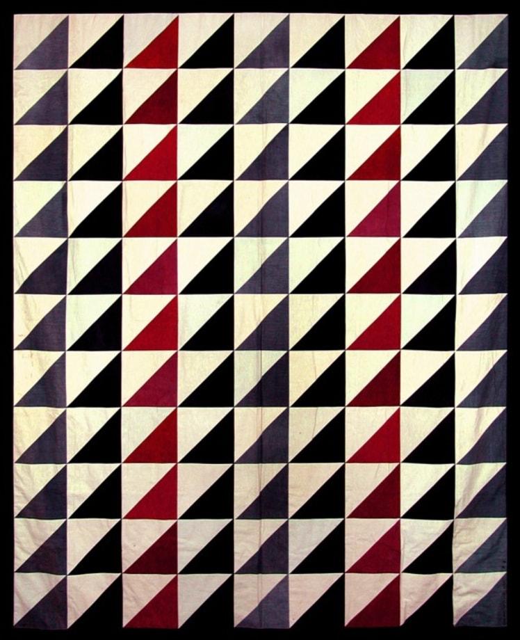 Pharaonic triangles by Chant Avedissian