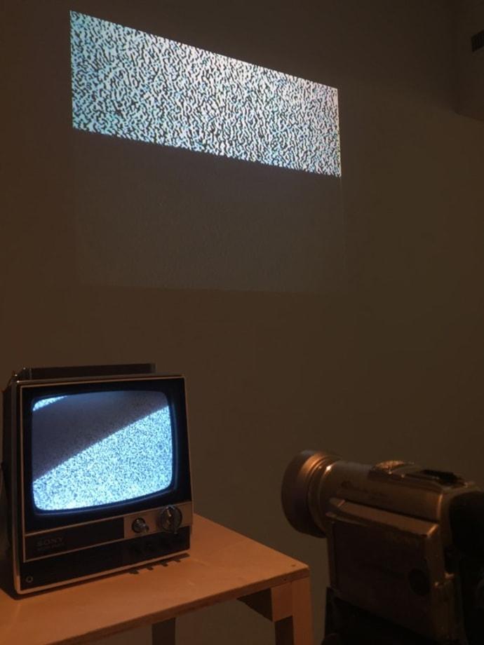 No Signal, Tuned and Framed by Masayuki Kawai