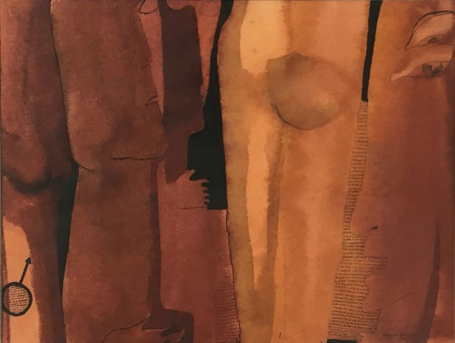 Nouvelle Figuration series by Regina Vater