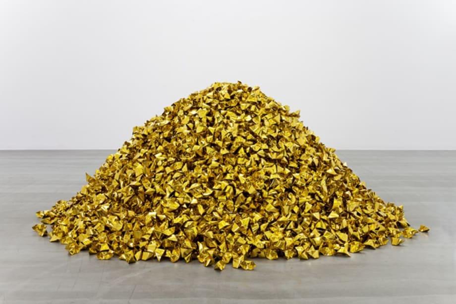 Mountain of Gold by Hu Qingyan