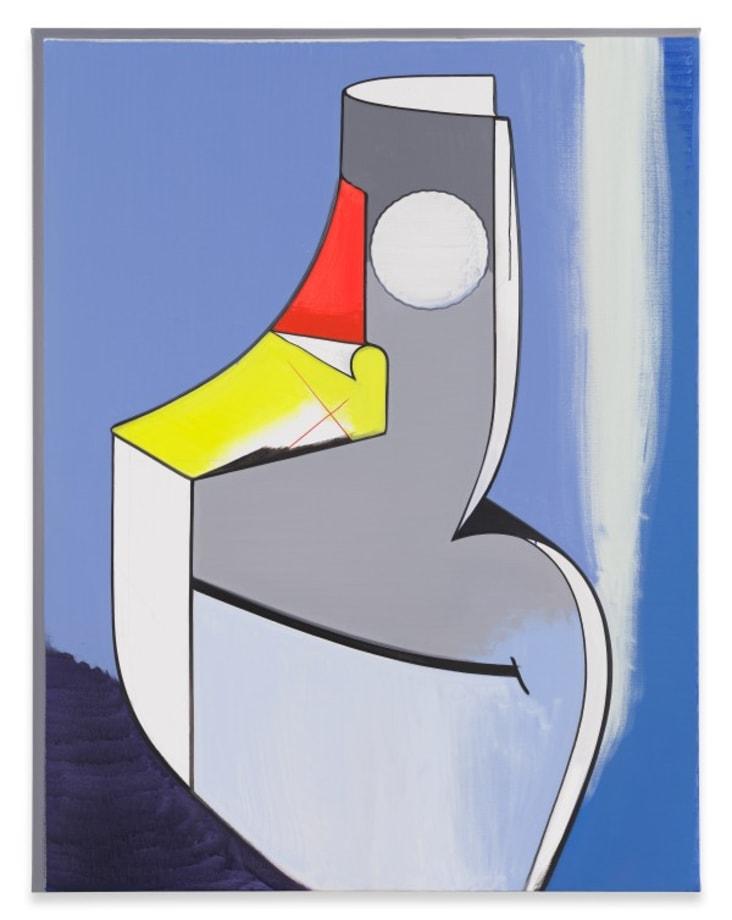 Allegorische Figur by Thomas Scheibitz