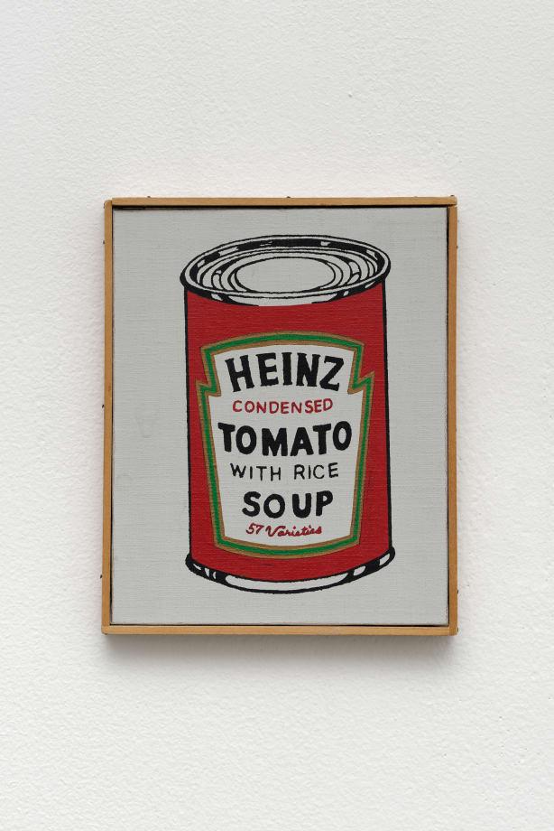 Heinz Tomato Soup by Richard Pettibone