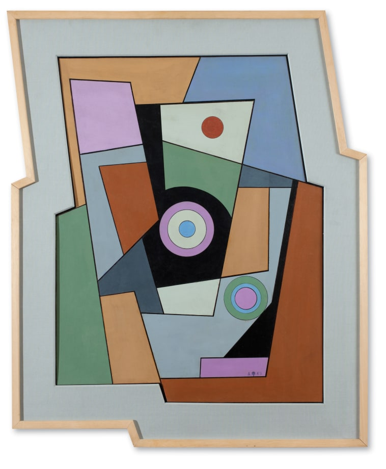 Cubismeria by Carmelo Arden Quin