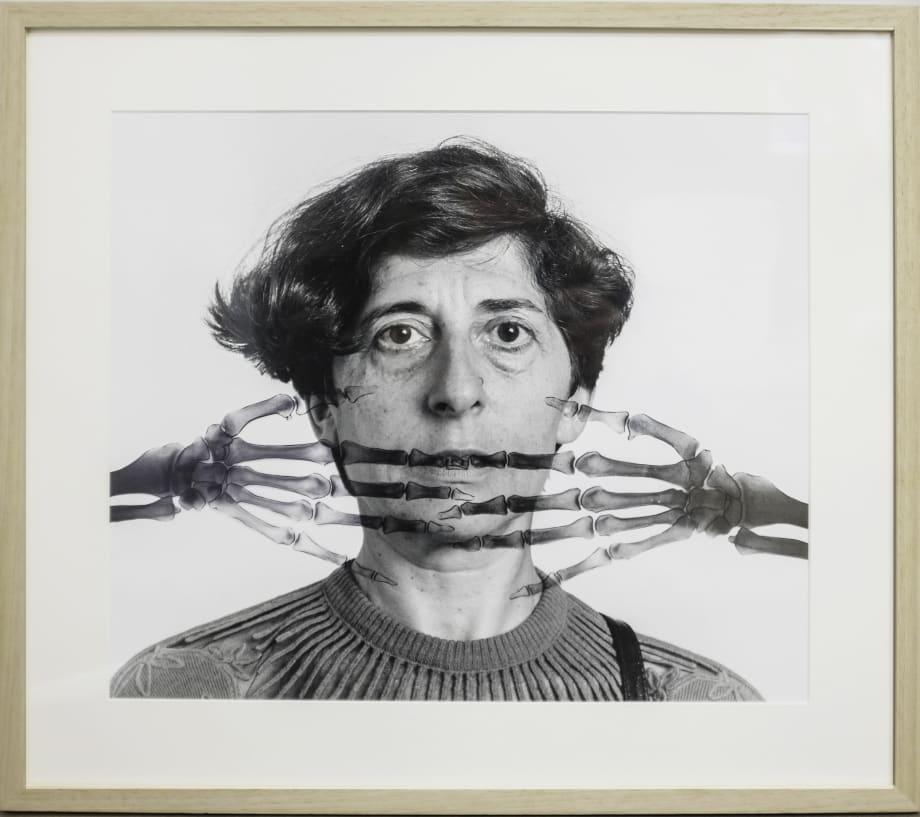 El artista y la muerte by Esther Ferrer