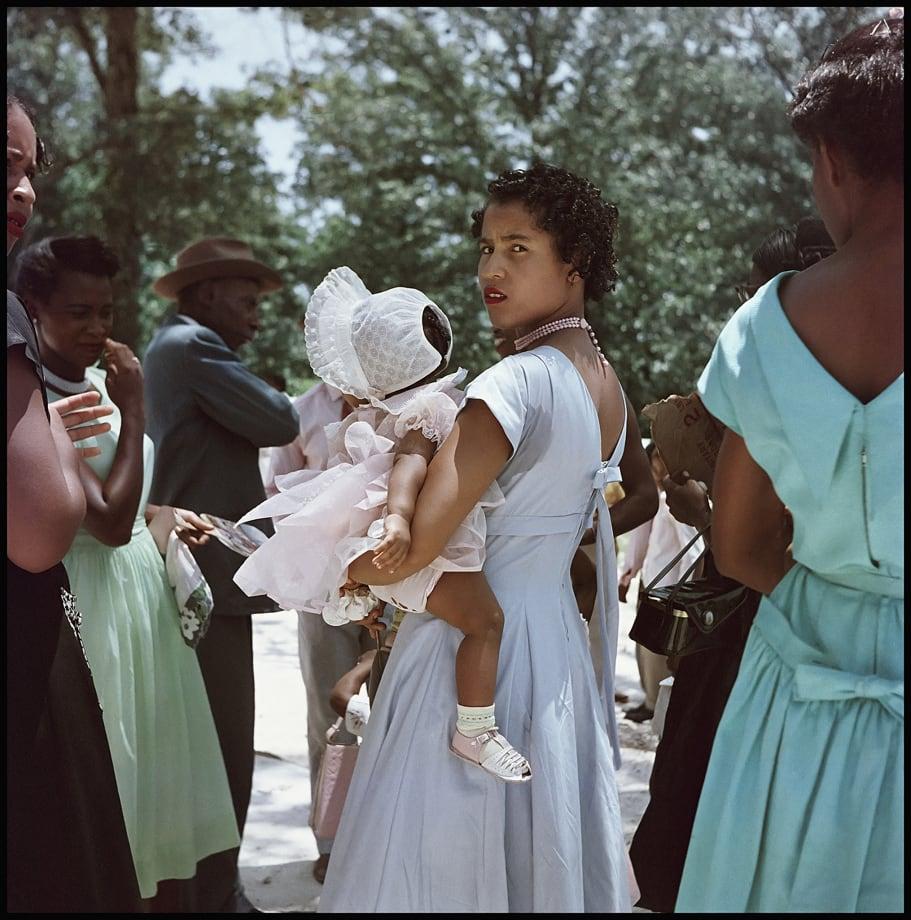 Untitled, Shady Grove, Alabama by Gordon Parks