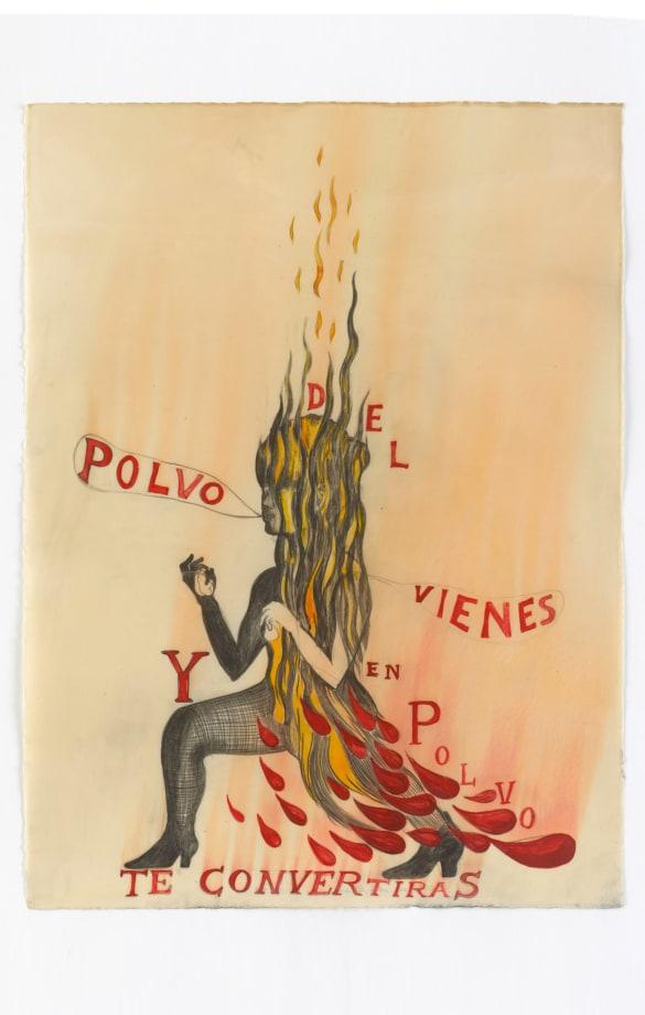 Del Polvo vienes y en Polvo te convertirás by Sandra Vásquez De La Horra